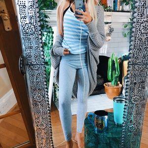 Pants - Milky Grey Yoga Leggings ✨